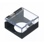Idec Push Button, Flip Guard, For Use With A6 Series Miniature Switches And Pilot Devices