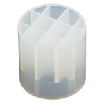 Push Button Cover for use with A6 Series Miniature Switches and Pilot Devices, All 5/8 in (16mm) Units
