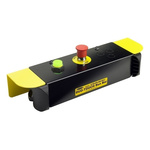 STB Enclosed Push Button, Momentary, NO/NC, IP20