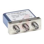 Teledyne CCR-33S1O RF Switch SPDT 20ms SMB Female 50Ω 38.1 x 13.21 x 46.23mm 18GHz
