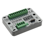 BARTH lococube mini-PLC Logic Module, 7 → 32 V dc Digital, PWM, Solid-State, 5 x Input, 6 x Output Without