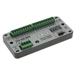 BARTH lococube mini-PLC Logic Module, 7 → 32 V dc Digital, PWM, Solid-State, 10 x Input, 10 x Output Without