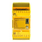Pilz PNOZ mm0p-T Safety Controller, 20 Safety Inputs, 4 Safety Outputs, 24 V dc