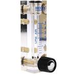 Instruments Direct FR Series Variable Area Flow Meter, 0.04 L/min → 0.5 L/min
