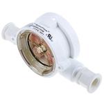 Gems Sensors RFI Series RotorFlow Flow Indicator, 2 L/min → 20 L/min
