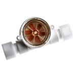 Gems Sensors RFI Series RotorFlow Flow Indicator, 15 L/min → 75 L/min