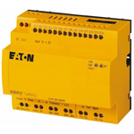 Eaton easySafety ES4P Series Safety Controller, 14 Safety Inputs, 9 Safety Outputs, 24 V dc