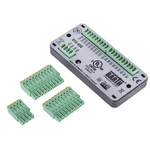 BARTH lococube mini-PLC Logic Module, 7 → 32 V dc Digital, 10 x Input, 9 x Output Without Display