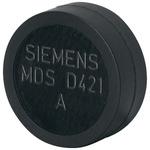 Siemens Transponder 2000 B Transponders, 8 mm, IP67, 10 (Dia.) x 4.5 mm