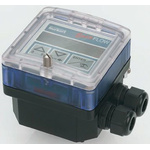 Burkert Flow Controller, Cable Gland, Analogue, Pulse, Relay, Totalizer, 12 → 30 V dc, LCD
