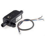 Omron, 0 → 1 L/min Mass Flow Controller, Cable, Analogue, 10.8 → 26.4 V dc