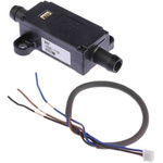 Omron, 0 → 2 L/min Mass Flow Controller, Cable, Analogue, 10.8 → 26.4 V dc