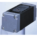 Omron, 0 → 10 L/min Mass Flow Controller, 3-Wire Connector, Analogue, 10.8 → 26.4 V dc