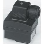 Burkert Flow Controller, Cable Plug, PNP, 12 → 36 V dc