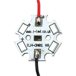 ILH-S13683-02WT-SC201-WIR200. Intelligent LED Solutions, Colour Sensor, 460 nm, 530 nm, 615 nm, 855 nm I2C 6-Pin 6-Pin