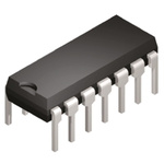 XTR105P Texas Instruments, 4 → 20 mA Current Loop Transmitter 14-Pin PDIP