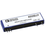 AD202JY Analog Devices, Isolation Amplifier, 15 V, 11-Pin SIP