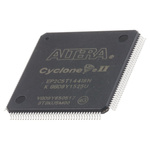 Altera FPGA EP2C5T144I8N, Cyclone II 4608 Cells, 4608 Blocks, 144-Pin TQFP