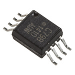 ACPL-C79B-000E Broadcom, 2-Channel Isolation Amplifier, 4.5 → 5.5 V, 8-Pin SSOP