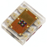 TCS34715FN ams, Colour Sensor, Light to Serial 625 nm I2C 6-Pin FN