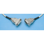 Cafca 5m Male D-Sub to Female D-Sub Parallel Cable Assembly