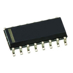 AD602JRZ Analog Devices, Dual Controlled Voltage Amplifier 30dB CMRR, 16-Pin SOIC W