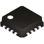 AD8336ACPZ-WP Analog Devices, 2-Channel Video Amplifier IC, 150MHz 550V/μs Single Ended O/P, 16-Pin LFCSP