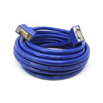 Van Damme VGA to VGA cable, Male to Male, 10m