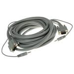 Roline Phono, VGA to Phono, VGA cable, Male to Male, 6m