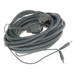 Roline Phono, VGA to Phono, VGA cable, Male to Male, 10m