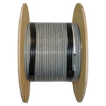 RS PRO Galvanised Steel Wire Rope, 100m