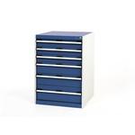 Bott Steel Floor Standing Storage Cabinet, 900 x 650 x 650mm