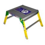 RS PRO 2 Tread Aluminium Steps 0.47m Platform Height