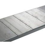 RS PRO Steel Long Span Panel, 2400mm x 900mm