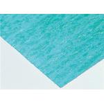 Klinger Nitrile Rubber 750 x 500mm 3mm Thick Green, White Gasket Sheet, Anti Stick Surface, Maximum of +430°C