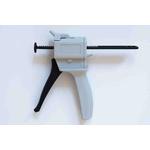 RS PRO Adhesive Syringe Gun Dual 50ml
