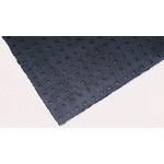 Fabreeka 457mm Anti-Vibration Pad FABCEL 100 100psi Neoprene +150°F 457 x 457 x 8mm 8mm