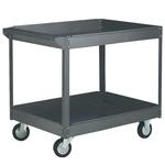 RS PRO 2 Shelf Metal Trolley, 1015 x 635mm, 250kg Load
