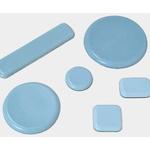 Point M Round Adhesive Non Slip Pad 70mm PTFE