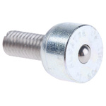 ALWAYSE Stud 4.8mm Steel Ball Transfer Unit Stainless Steel