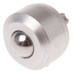 ALWAYSE Stud 6.4mm Stainless Steel Ball Transfer Unit Stainless Steel