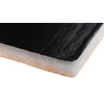 RS PRO Adhesive PUR Foam Acoustic Insulation, 1m x 600mm x 25mm