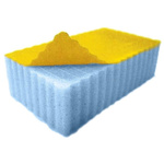 RS PRO Melamine Foam Acoustic Insulation, 1.25m x 600mm x 25mm
