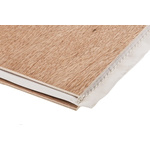 Flame Retardant Silica Thermal Insulation, 300mm x 300mm x 10mm