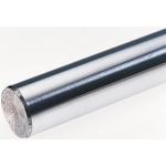 Ewellix Makers in Motion 500mm Long Steel Closed Bush Shaft, 5mm Shaft Diam. , Hardness 60 → 64HRC, h6 Tolerance