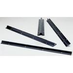 Ewellix Makers in Motion 600mm Long Aluminium Alloy Support Rail, 20mm Shaft Diam.