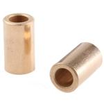 RS PRO Plain Bush, 5mm Shaft Diameter, 8mm Outside Diameter