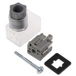 SMC Pneumatic Solenoid Coil Connector, Lead/DIN Connector