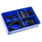 RS PRO Imperial D-Ring Flange Seal Kit Nitrile, Kit Contents 50 Pieces