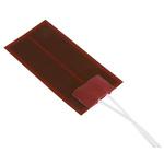 Polyimide Heater Mat, 25mm x 50mm x 0.2mm